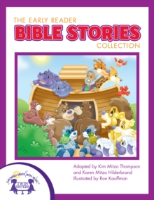 The Early Reader Bible Stories Collection, EPUB eBook