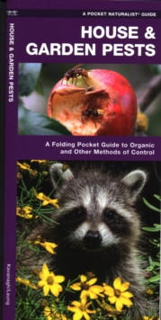 House & Garden Pests, 2nd Edition : How to Organically Control Common Invasive Species, Poster Book