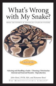 What's Wrong With My Snake, EPUB eBook