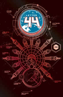 Letter 44 Volume 2 : Redshift, Paperback / softback Book