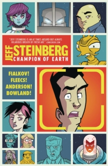 Jeff Steinberg : Champion of Earth, Paperback / softback Book