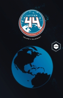 Letter 44 Volume 5 : Blueshift, Paperback Book