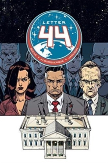 Letter 44 Vol. 1 : Deluxe Edition, Hardback Book
