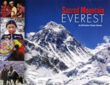 Sacred Mountain: Everest, Paperback Book