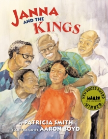 Janna And The Kings, Paperback Book