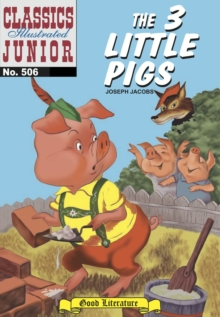 The 3 Little Pigs, EPUB eBook