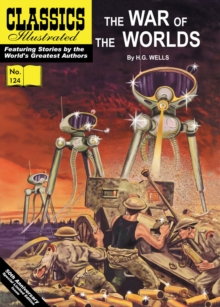 War of the Worlds (with panel zoom)    - Classics Illustrated, EPUB eBook