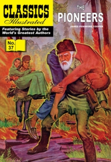The Pioneers (with panel zoom)    - Classics Illustrated, EPUB eBook