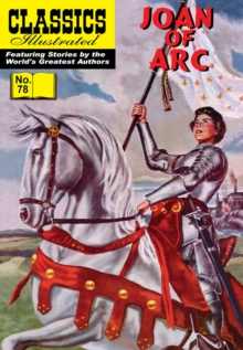 Joan of Arc (with panel zoom)    - Classics Illustrated, EPUB eBook