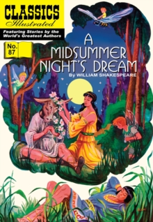 A Midsummer Night's Dream (with panel zoom)    - Classics Illustrated, EPUB eBook