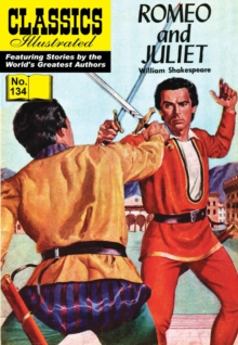 Romeo and Juliet (with panel zoom)    - Classics Illustrated, EPUB eBook