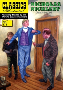 Nicholas Nickleby (with panel zoom)    - Classics Illustrated, EPUB eBook