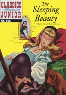 Sleeping Beauty (with panel zoom)    - Classics Illustrated Junior, EPUB eBook