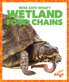 Wetland Food Chains, Hardback Book