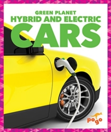 Hybrid and Electric Cars, Hardback Book