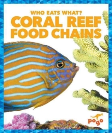 Coral Reef Food Chains, Hardback Book