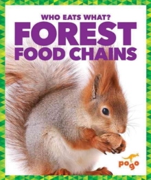 Forest Food Chains, Hardback Book