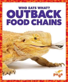 Outback Food Chains, Hardback Book