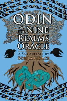 Odin and the Nine Realms Oracle, Mixed media product Book