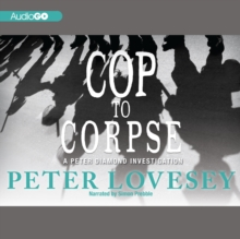 Cop to Corpse, eAudiobook MP3 eaudioBook