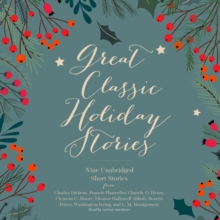 Great Classic Holiday Stories, eAudiobook MP3 eaudioBook