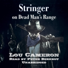 Stringer on Dead Man's Range, eAudiobook MP3 eaudioBook