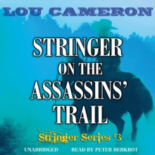 Stringer on the Assassins' Trail, eAudiobook MP3 eaudioBook
