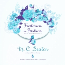 Frederica in Fashion, eAudiobook MP3 eaudioBook