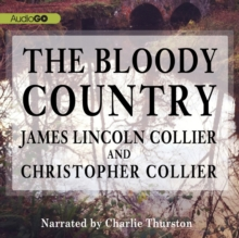 The Bloody Country, eAudiobook MP3 eaudioBook