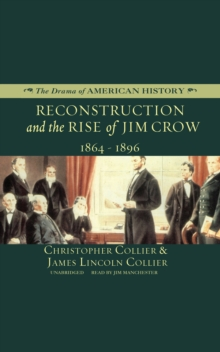 Reconstruction and the Rise of Jim Crow, EPUB eBook
