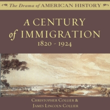 A Century of Immigration, eAudiobook MP3 eaudioBook