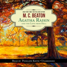 Agatha Raisin and the Love from Hell, eAudiobook MP3 eaudioBook