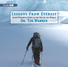 Lessons from Everest, eAudiobook MP3 eaudioBook