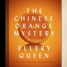 The Chinese Orange Mystery, eAudiobook MP3 eaudioBook