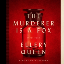 The Murderer Is a Fox, eAudiobook MP3 eaudioBook
