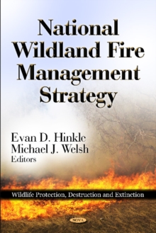 National Wildland Fire Management Strategy, Hardback Book