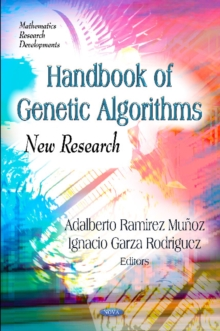 Handbook of Genetic Algorithms : New Research, Hardback Book