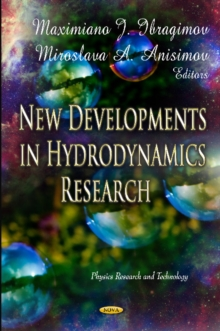 New Developments in Hydrodynamics Research, Hardback Book