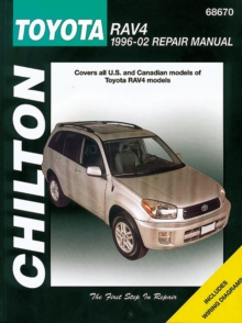 Toyota Rav4 (Chilton) Automotive Repair Manual : 1996-12, Paperback Book