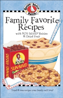 Family Favorites with Sun-Maid Raisins, EPUB eBook