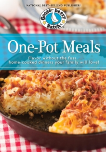 One Pot Meals Cookbook : Flavored without the Fuss...Home-Cooked Dinners Your Family Will Love!, EPUB eBook