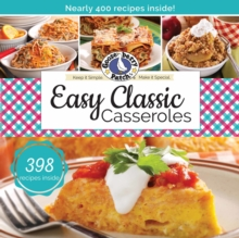 Easy Classic Casseroles, Paperback Book
