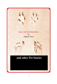 Max The Wonder Dog and Other Pet Stories, EPUB eBook