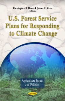 U.S. Forest Service Plans for Responding to Climate Change, Paperback Book