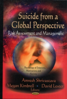Suicide from a Global Perspective : Risk Assessment and Management, Hardback Book