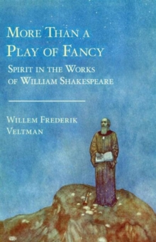 More Than a Play of Fancy, Paperback Book