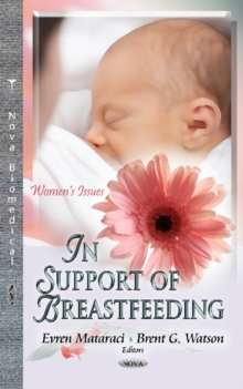 In Support of Breastfeeding, Hardback Book