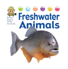 Freshwater Animals, Paperback Book