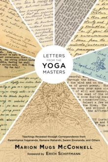 Letters From The Yoga Masters, Paperback Book