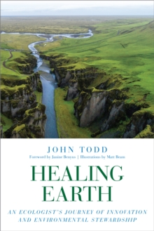 Healing Earth : An Ecologist's Journey of Innovation and Environmental Stewardship, Paperback / softback Book
